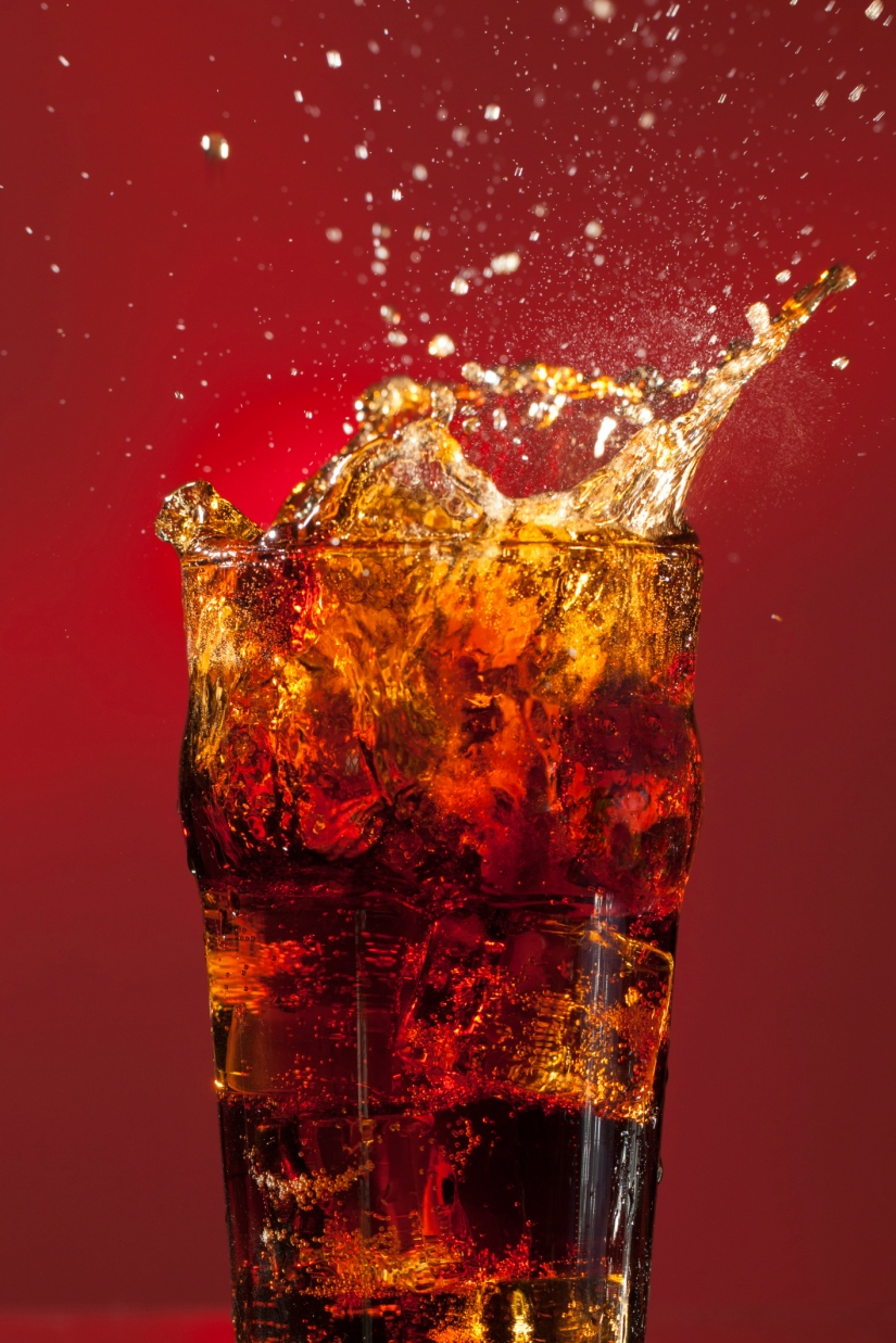Can That Sweet Drink Age You?