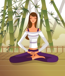 yoga exercise activity
