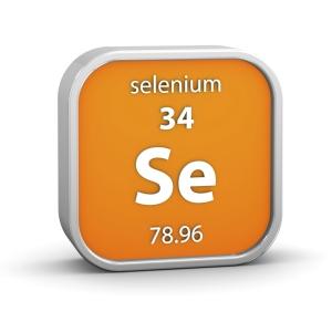 Selenium Vitamins Anti-oxidants