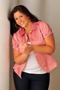 obese white woman