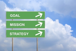 goal mission strategy purpose